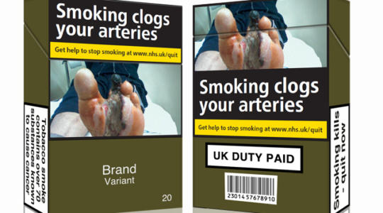 In United Kingdom cigarette sales declined by 20 million a month after introducing of standardised packaging: Study reveals