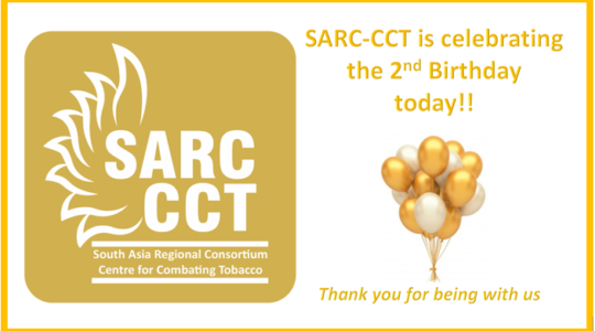 SARC-CCT Proudly Celebrates its Second Anniversary Today!!